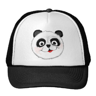 PANDA BEAR ORIGINAL ART CAP