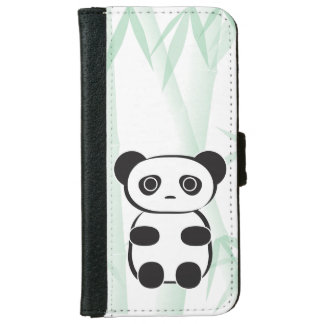 Panda Bear Phone Wallet