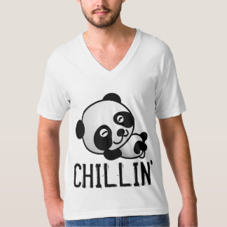 Panda Bear T-shirts, Chillin' T-Shirt