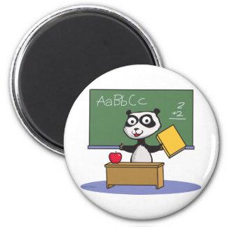 Panda Bear Teacher Magnet