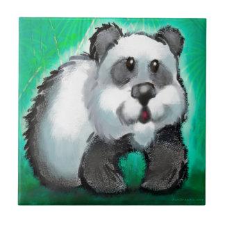 Panda Bear Tile