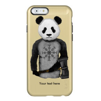 Panda Bear With Thor's Hammer Incipio Feather® Shine iPhone 6 Case
