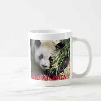 Panda Bear @ Zoo Atlanta Basic White Mug