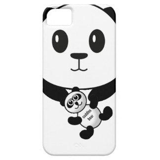 panda bears iphone case