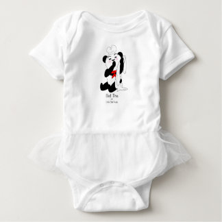 "Panda ""bed time "" baby bodysuit"