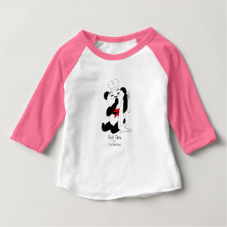 "Panda ""bed time"" girl baby T-Shirt"