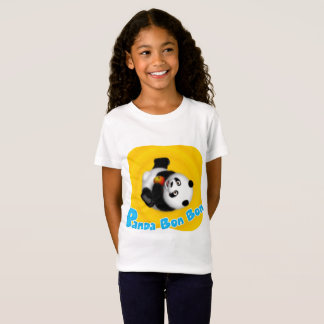 Panda Bon Bon Fine Jersey T-Shirt