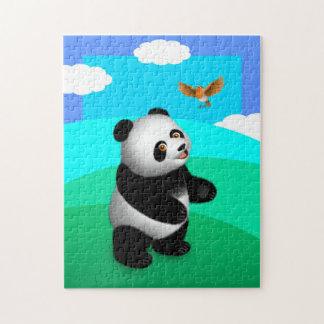 Panda Bon Bon Puzzle