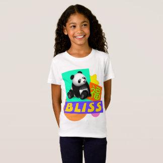 Panda Bon Bon with Chinese character T-shirt