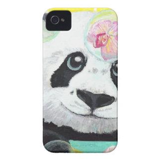 Panda Bubbles Case-Mate iPhone 4 Case
