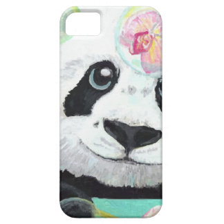 Panda Bubbles iPhone 5 Case