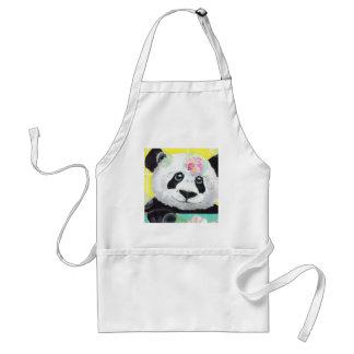 Panda Bubbles Standard Apron