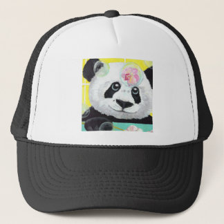 Panda Bubbles Trucker Hat