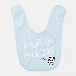 PANDA BUCHO BABY BIB