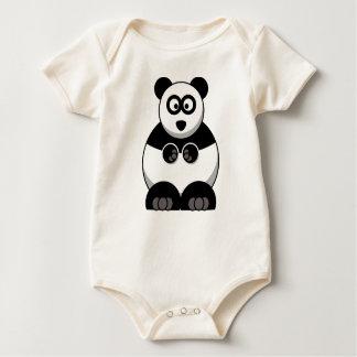 Panda creeper for new babies