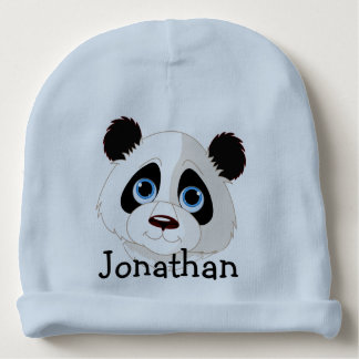 Panda Design Infant Hat Baby Beanie