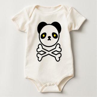 Panda do ku ro baby bodysuit