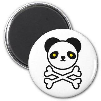 Panda do ku ro refrigerator magnet