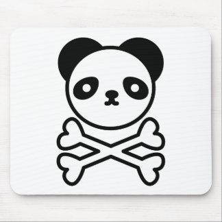 Panda do ku ro mouse pad