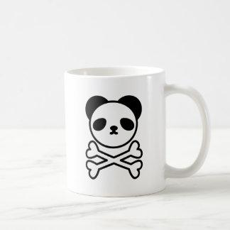 Panda do ku ro coffee mug
