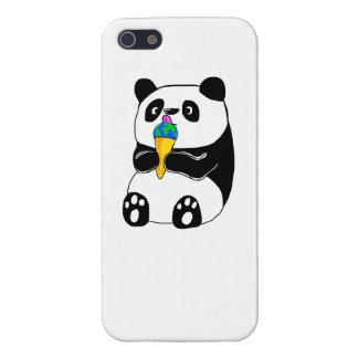 Panda Eat World iPhone 5/5S Case