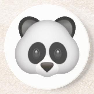 Panda - Emoji Beverage Coasters