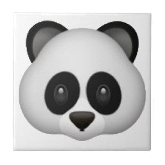 Panda - Emoji Ceramic Tile