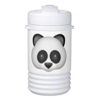 Panda - Emoji Cooler