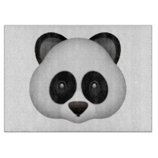 Panda - Emoji Cutting Board