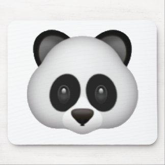 Panda - Emoji Mouse Pad