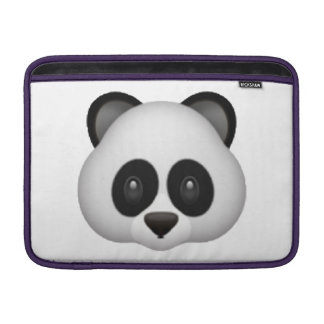 Panda - Emoji Sleeve For MacBook Air