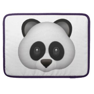 Panda - Emoji Sleeve For MacBook Pro