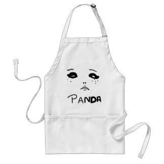 Panda Eyes Standard Apron