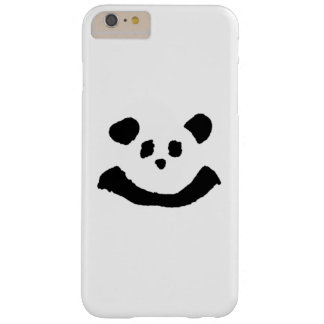 Panda Face Barely There iPhone 6 Plus Case