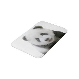 Panda Face Bath Mats