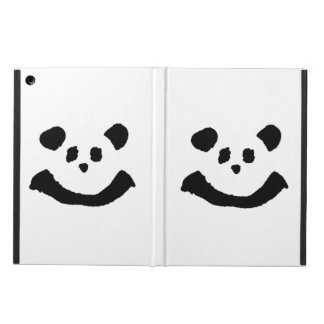 Panda Face Case For iPad Air