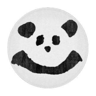 Panda Face Cutting Board