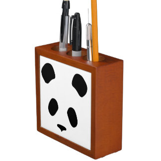 Panda Face Desk Organiser