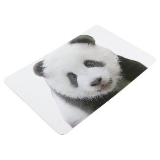 Panda Face Floor Mat