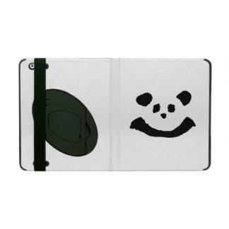 Panda Face iPad Case
