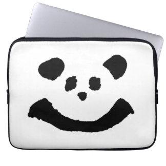 Panda Face Laptop Sleeve