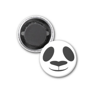 Panda Face Magnet