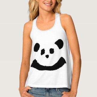 Panda Face Singlet