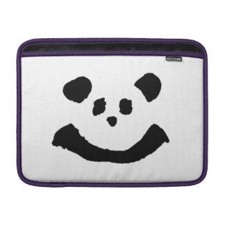 Panda Face Sleeve For MacBook Air