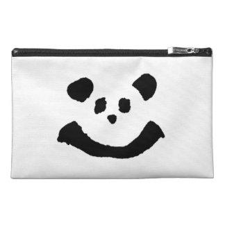 Panda Face Travel Accessory Bag