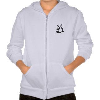 Panda Fleece Jacket