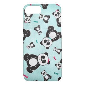 Panda Freefall iPhone 8/7 Case