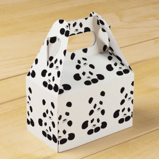 Panda Friendship Favour Box