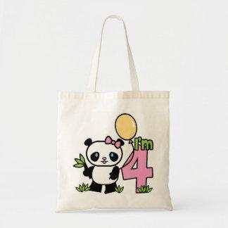 Panda Girl 4th Birthday