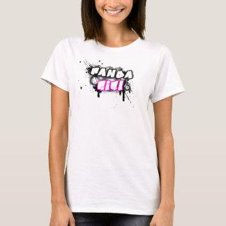 Panda Girl Cami T-Shirt